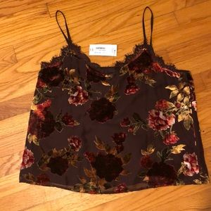 A.N.A camisole in a size large